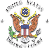 District Court Law Logo